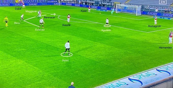 Il pressing estremo dello Spezia di Italiano: ecco perché ha umiliato il Milan