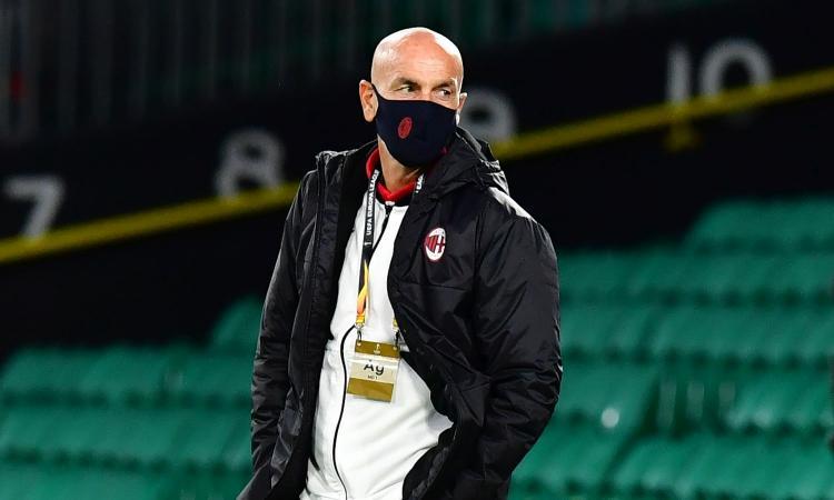 Milan, Pioli: 'Il ko con l'Inter non è un fallimento, vogliamo ripartire. Su Tonali, Romagnoli e Ibra a Sanremo...'