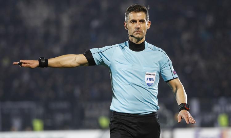 Arbitri Europa League: Sidiropoulos per il Milan, il rumeno Kovács per la Roma. Napoli, c'è il russo Karasev