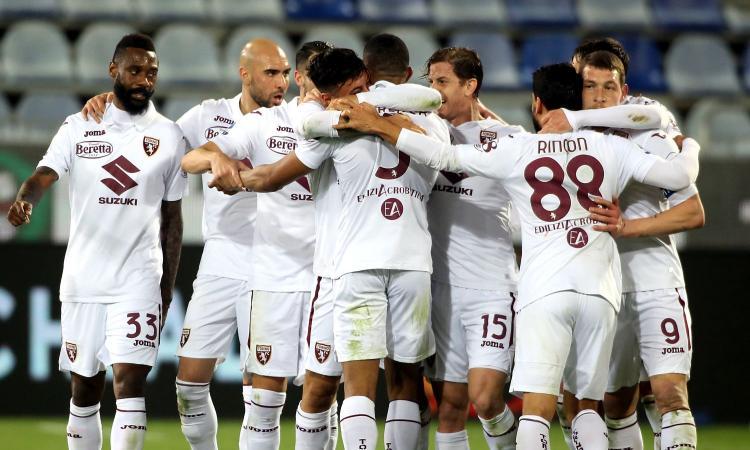 La partita della disperazione va al Torino: Nicola corsaro sull'Isola, Cagliari a picco