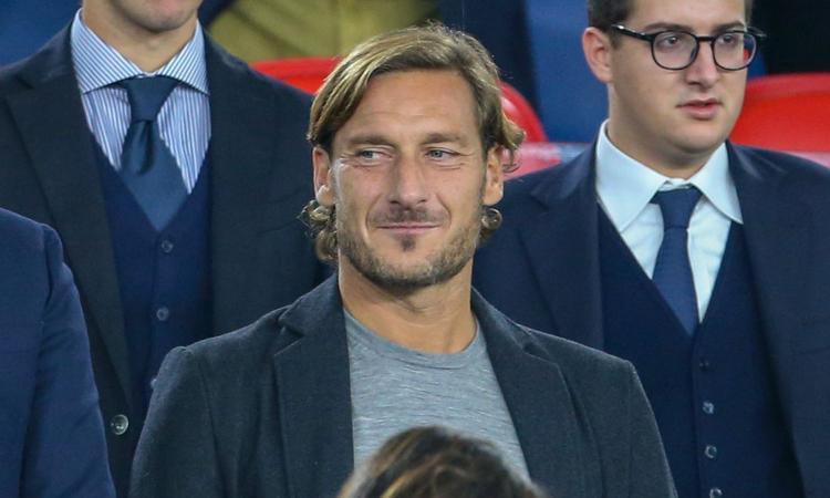 Tapiro d'oro per Totti: 'Cassano ne è uscito bene dalla serie. E su Spalletti...'