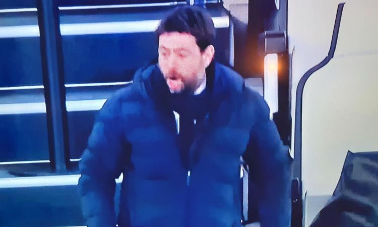 Juve-Inter, clamoroso Agnelli: volano insulti con Conte e Marotta a fine partita!