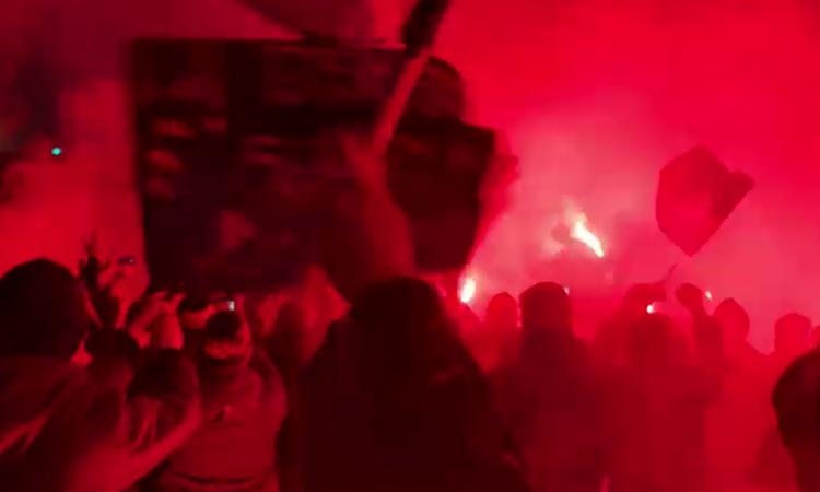 Atalanta-Roma, 9 ultrà condannati per gli scontri