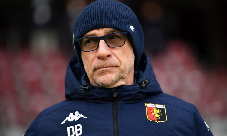 Genoa, tour de force e derby: con l'Inter probabile turn-over