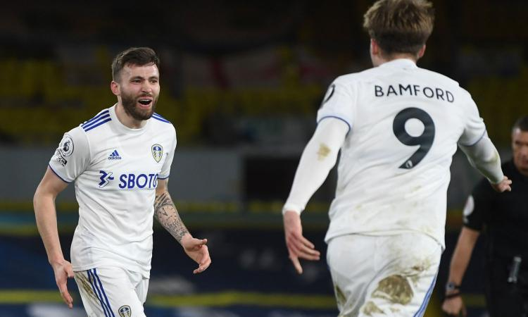 Premier League: Leeds, 3-0 al Southampton. Bielsa 'vede' la salvezza, Bamford segna sempre