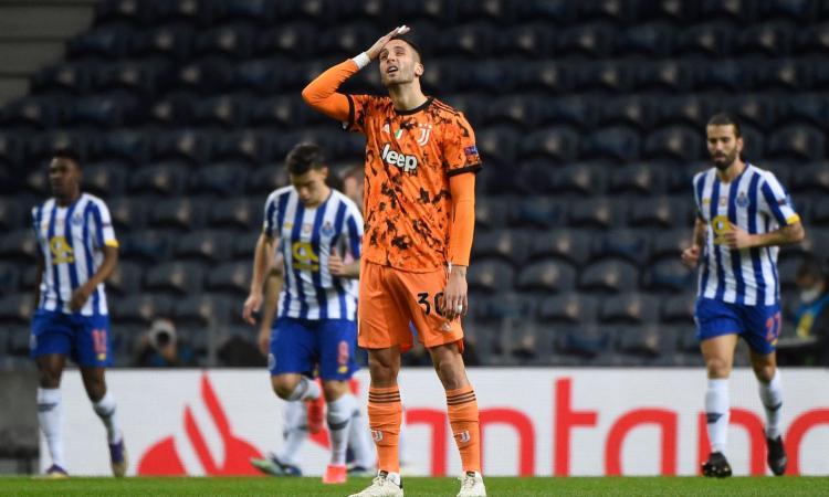 Porto-Juve, le pagelle di CM: Chiesa si salva, Bentancur errore shock, Ronaldo si lamenta e basta