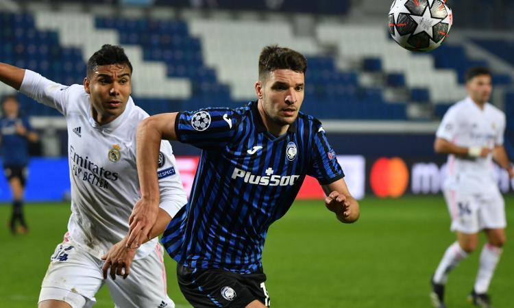 Clamoroso dalla Spagna: il Real Madrid farà ricorso per togliere la squalifica di Casemiro con l'Atalanta