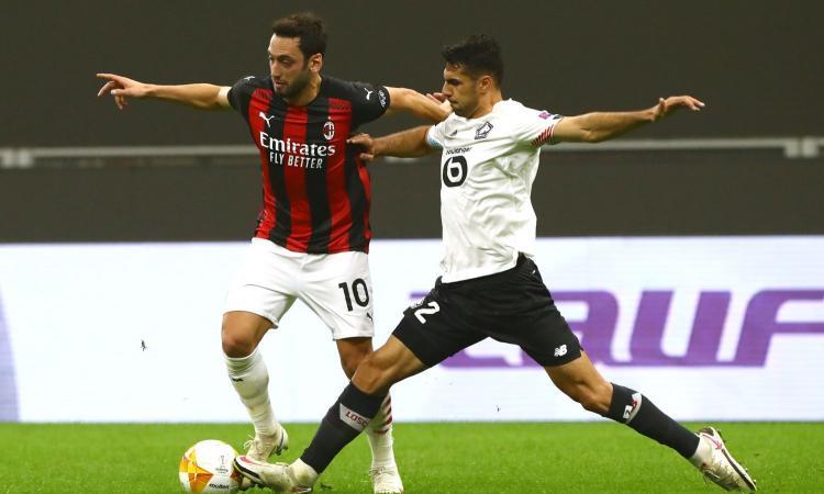 Celik piace in Italia: la scelta della Roma e l'idea del Milan per l'estate