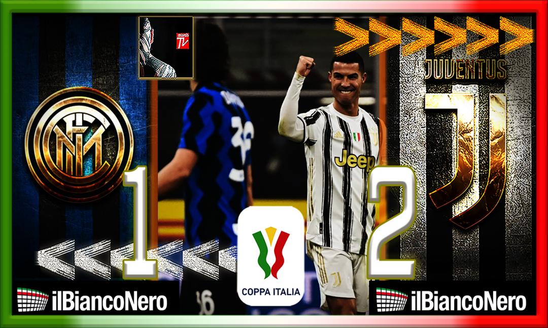 La Juve torna a ruggire: finale di coppa Italia ad un passo