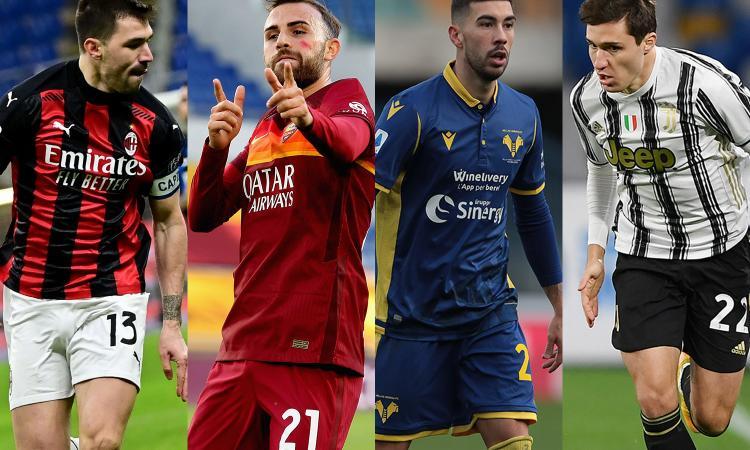 Il Genoa corre più dell'Inter. Zaccagni-Chiesa i re del dribbling, ma il duello a rischio è Romagnoli con Mayoral