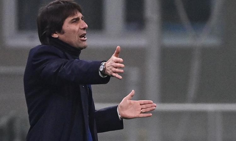 Intermania, tutti contro Conte: se vince il campionato è falsato