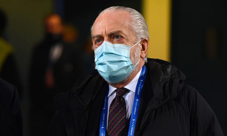 De Laurentiis: 'Superlega? Agnelli e Perez hanno sbagliato, ma la Uefa deve farci da segretaria e non da padrona. Farò una serie in 3 stagioni sul Napoli'