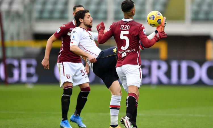 Genoa, senti Pruzzo: 'Torino in disarmo, contro i granata punti buttati'