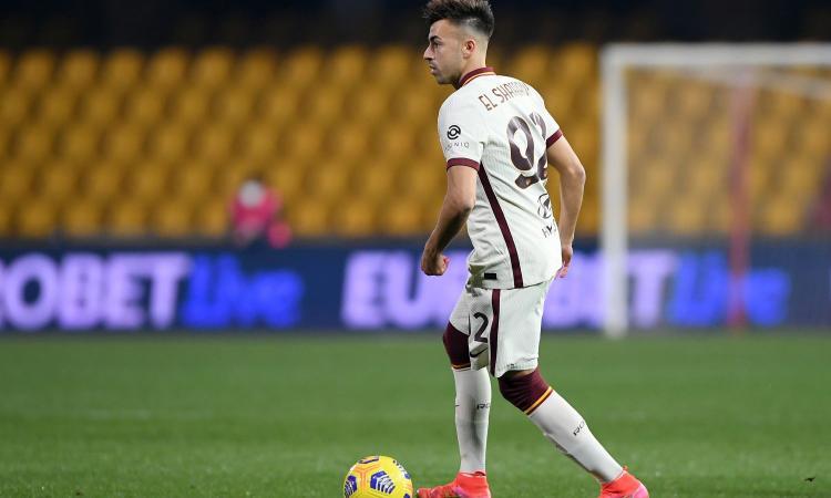 Tegola Roma: El Shaarawy ko, salta l'Ajax. Ecco i tempi di recupero