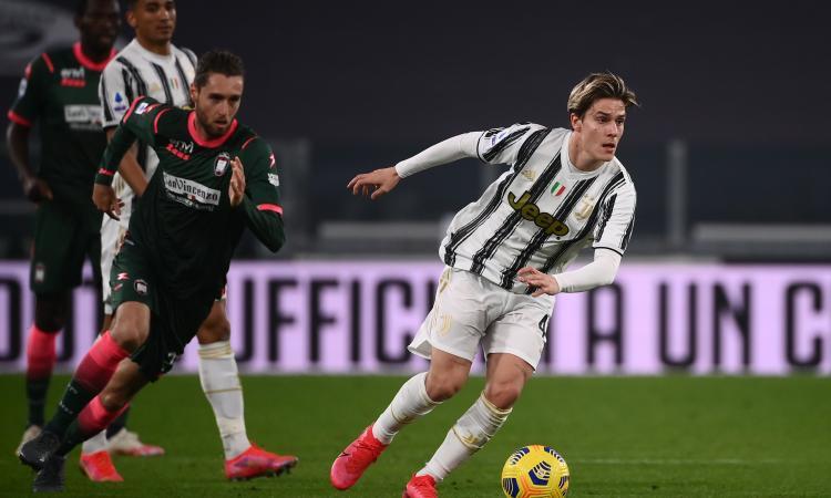 Giordano: 'La Juve ha poca fantasia'