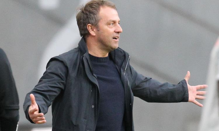 Bayern, Flick verso la Lazio: 'Sule in forse, Kimmich a destra. Goretzka c'è' VIDEO