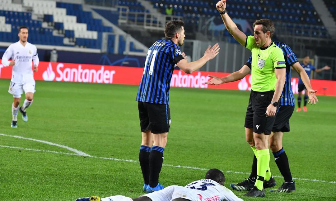 Atalanta-Real: la partita è ancora aperta