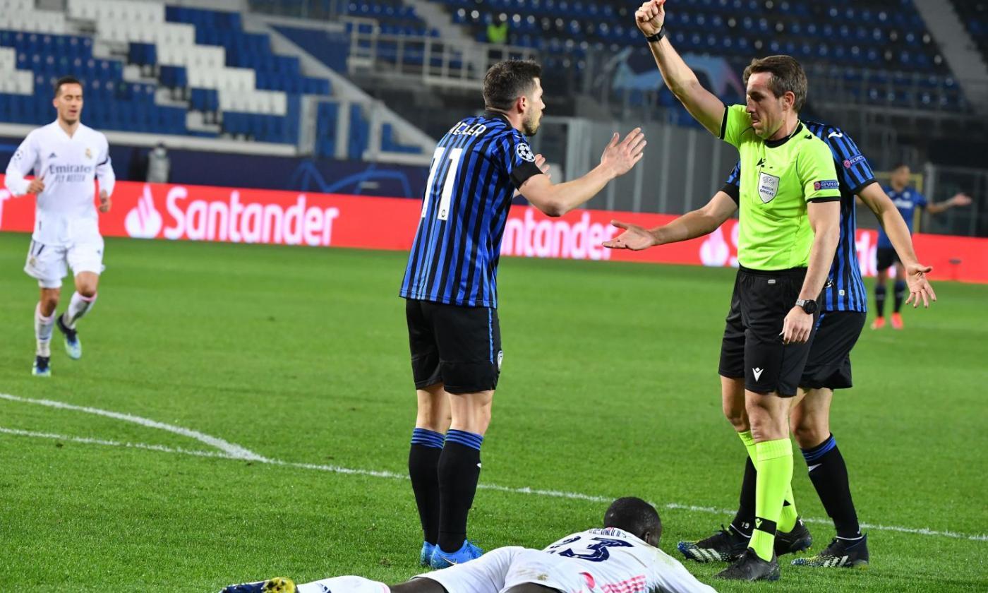 Dal gol di Mijatovic al rosso di Freuler: il Real, la Champions e gli  episodi discussi a favore...   Primapagina   Calciomercato.com