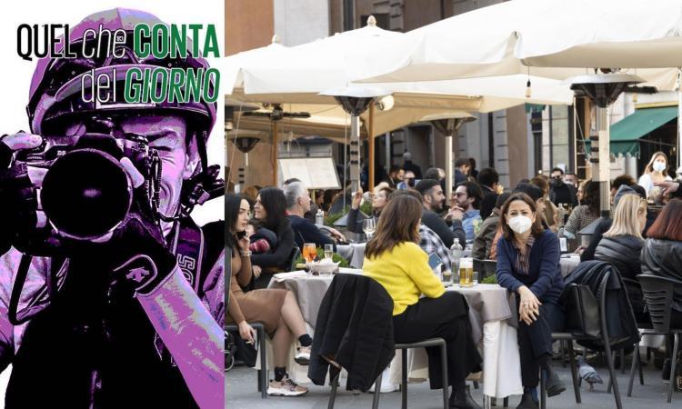Zone e divieti, gli italiani non ne possono più: sì a un livello di morti accettabile per 'ritornare a vivere'