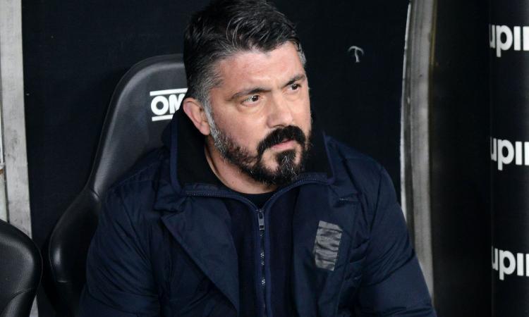 Napoli: avanti con Gattuso, a meno che...