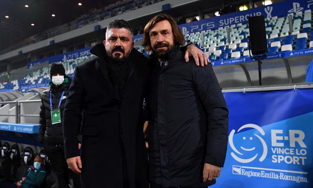 Juve-Napoli, le probabili formazioni del recupero