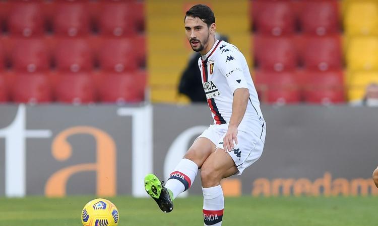 Genoa, Goldaniga: 'Concesso nulla al Torino, altro risultato utile e zero gol subiti'