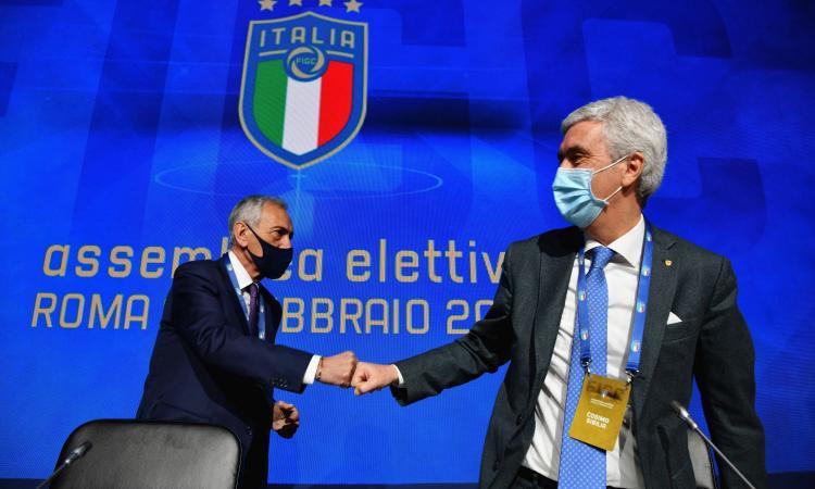 Elezioni FIGC, UFFICIALE: Gravina rieletto presidente