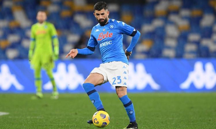 Inter, non solo Maksimovic, proposto un altro giocatore in scadenza del Napoli