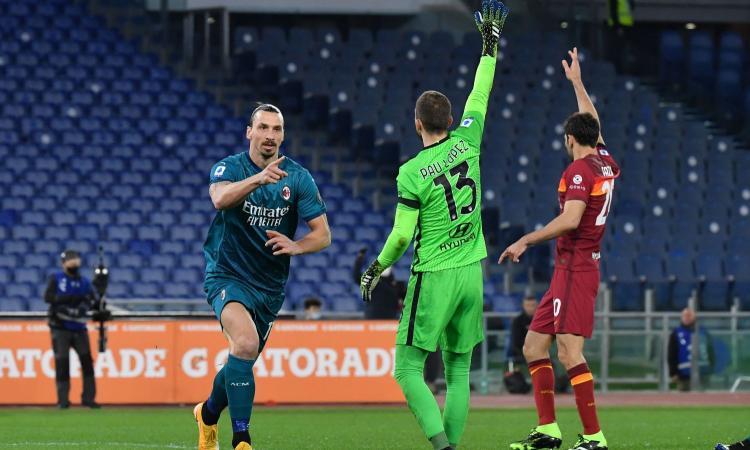Roma-Milan, rivivi la MOVIOLA: annullati tre gol. Guida dà un rigore ai rossoneri,  Mkhitaryan chiede un penalty