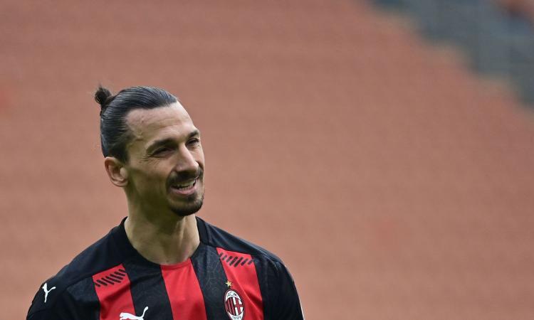 E' il Milan di un anno fa: due partite senza gol. Ma non era mai successo con Ibra