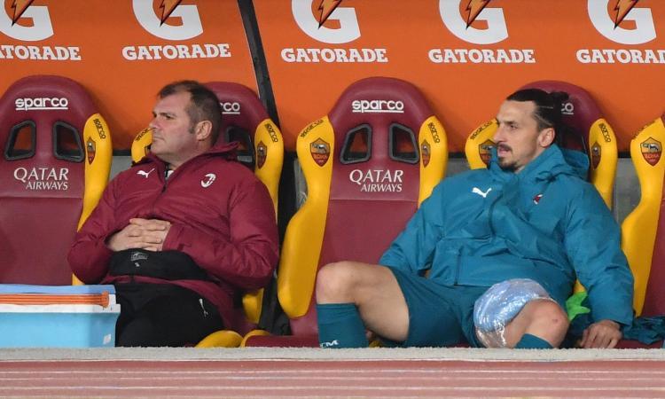 Milan, che guaio! Problemi muscolari per Calhanoglu, Rebic e Ibrahimovic: i dettagli