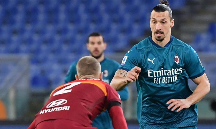 Milan, Ibrahimovic verso il rientro contro il Manchester United a San Siro
