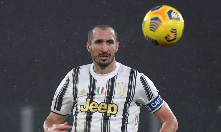 Juve, Chiellini: 'Strascico negativo dalla Champions, ma ci aspettavam un risultato diverso. I rumors su Pirlo...'