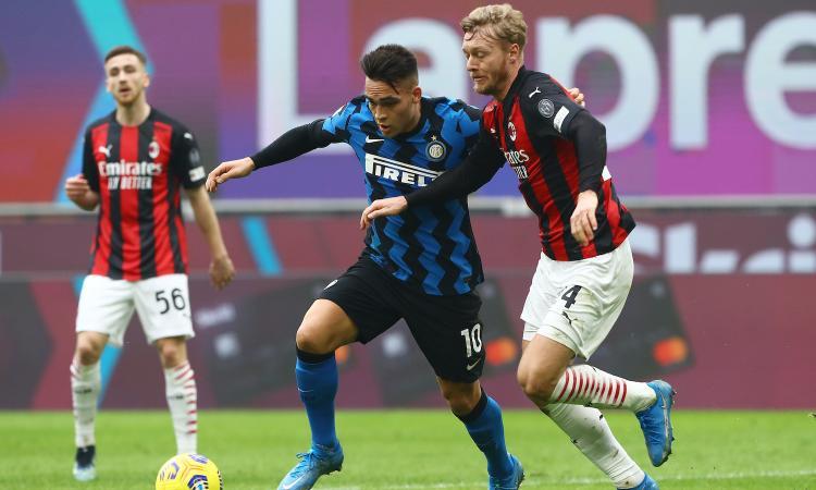 Inter, Lautaro è strepitoso: è nella storia del derby, oltre i gol c'è di più