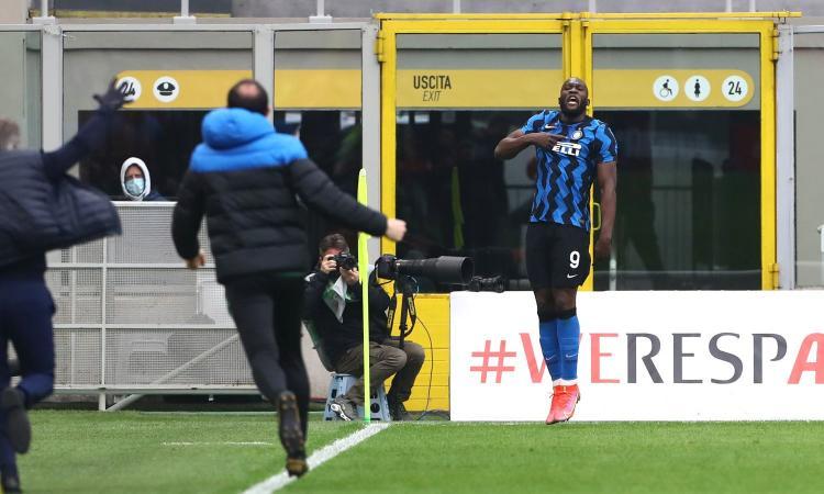 Lukaku allontana City e PSG: l'Inter è 'casa sua'