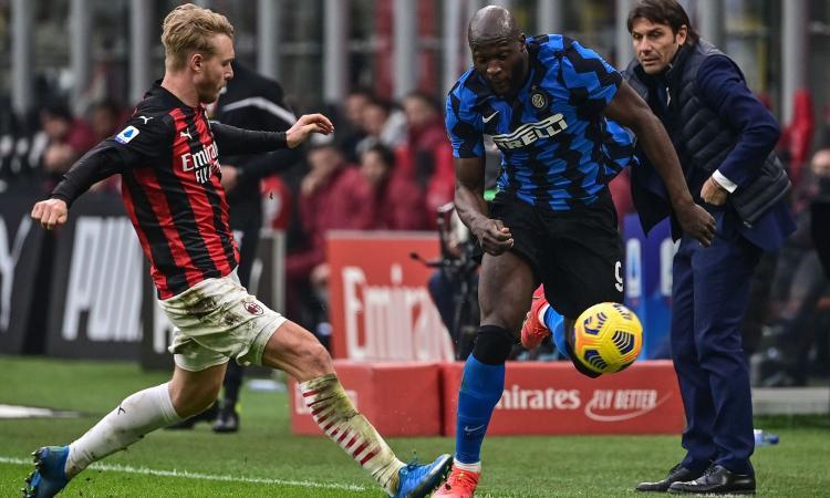 Lukaku, lo Sheva dell'Inter. A Milano l'uomo derby cambia maglia