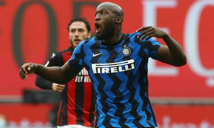 Inter, Lukaku: 'Con Conte allenarsi è una guerra, svelo il segreto con Lautaro e cosa ho detto dopo il gol al Milan'