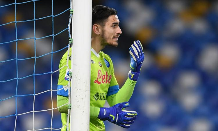 Inter, Meret resta nel mirino: decisivo un confronto tra il suo agente e De Laurentiis