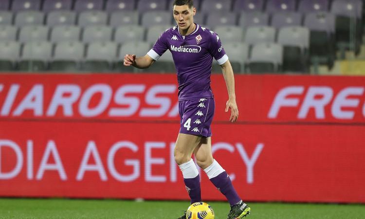 Fiorentina: Martinez Quarta il futuro, Milenkovic il passato. Ecco dove vuole andare