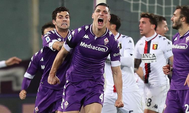 Fiorentina-Milenkovic: 5 mesi per cambiare un futuro già scritto. Non solo Inter e Milan, lo vogliono tutti