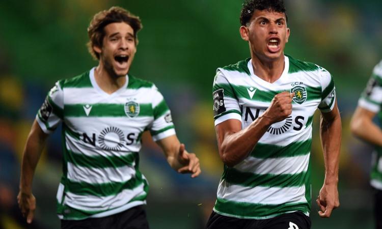 Dal Portogallo: anche la Juve su Nunes