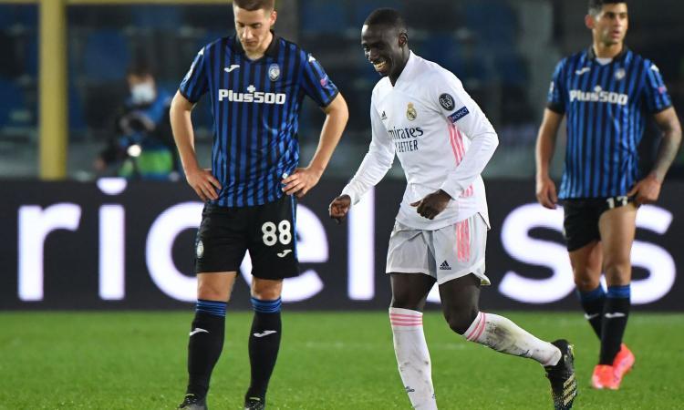 Il Real Madrid è ancora potente e l'indecente arbitro Stieler lo aiuta. Ma l'Atalanta può rovesciare lo 0-1