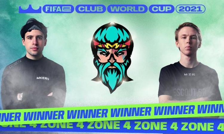 Fifa 21, Mkers sì! Prinsipe e Oliboli vincono il Mondiale per Club