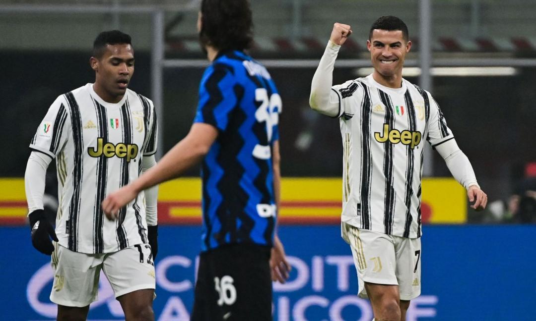 Capolavoro di Ronaldo o papera della difesa?