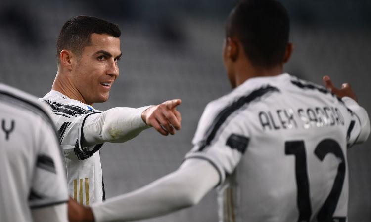 Juve, contro il Crotone Ronaldo taglia un altro traguardo e insegue Ibrahimovic
