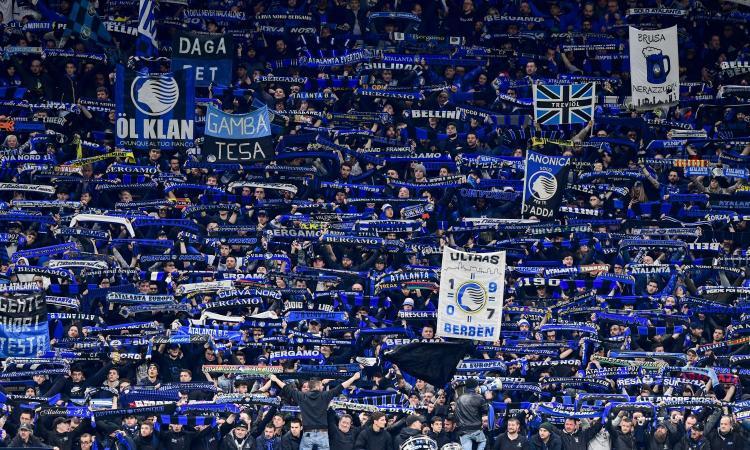 Superlega, i tifosi dell'Atalanta: 'Portatela avanti, vogliamo avversari minori ma animati dalla passione'