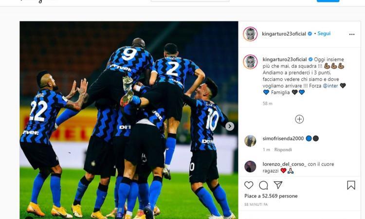 Verso Milan-Inter: rivivi l'avvicinamento al derby