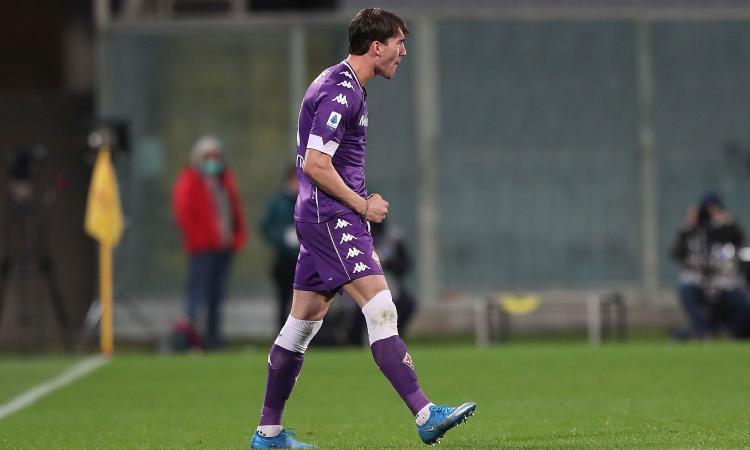 Fiorentina: spunta una nuova squadra per Vlahovic