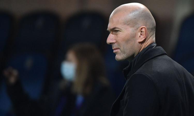 Dalla Spagna: la Juve punta su Zidane