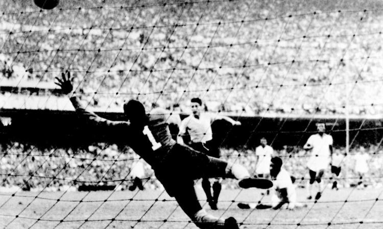 Barbosa, condannato a morte da un gol